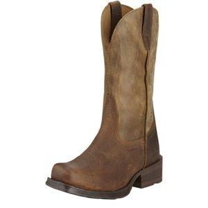 Ariat Rambler distressed boots sz 11
